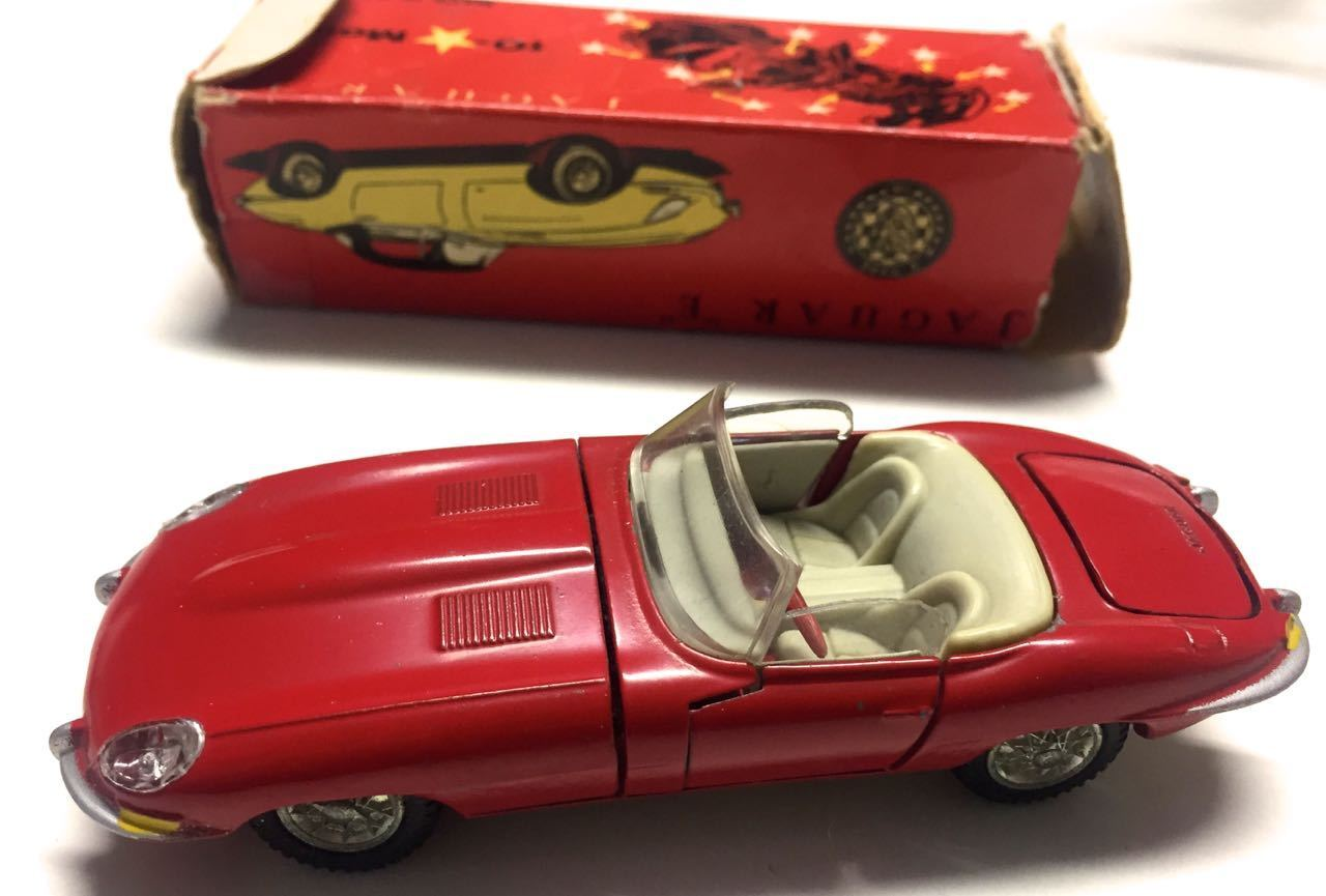 TEKNO JAGUAR E TYPE CONVERTIBILE V GOOD IN ORIGINAL  BOX  COME DA FOTO SCALA 1 43  vente en ligne