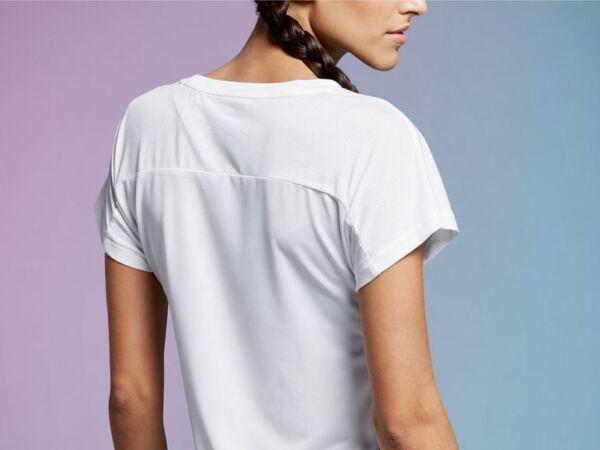 Crivit Damen Funktionsshirt Sportkleidung Fitnessmode Damenkleidung Shirt (Z12)