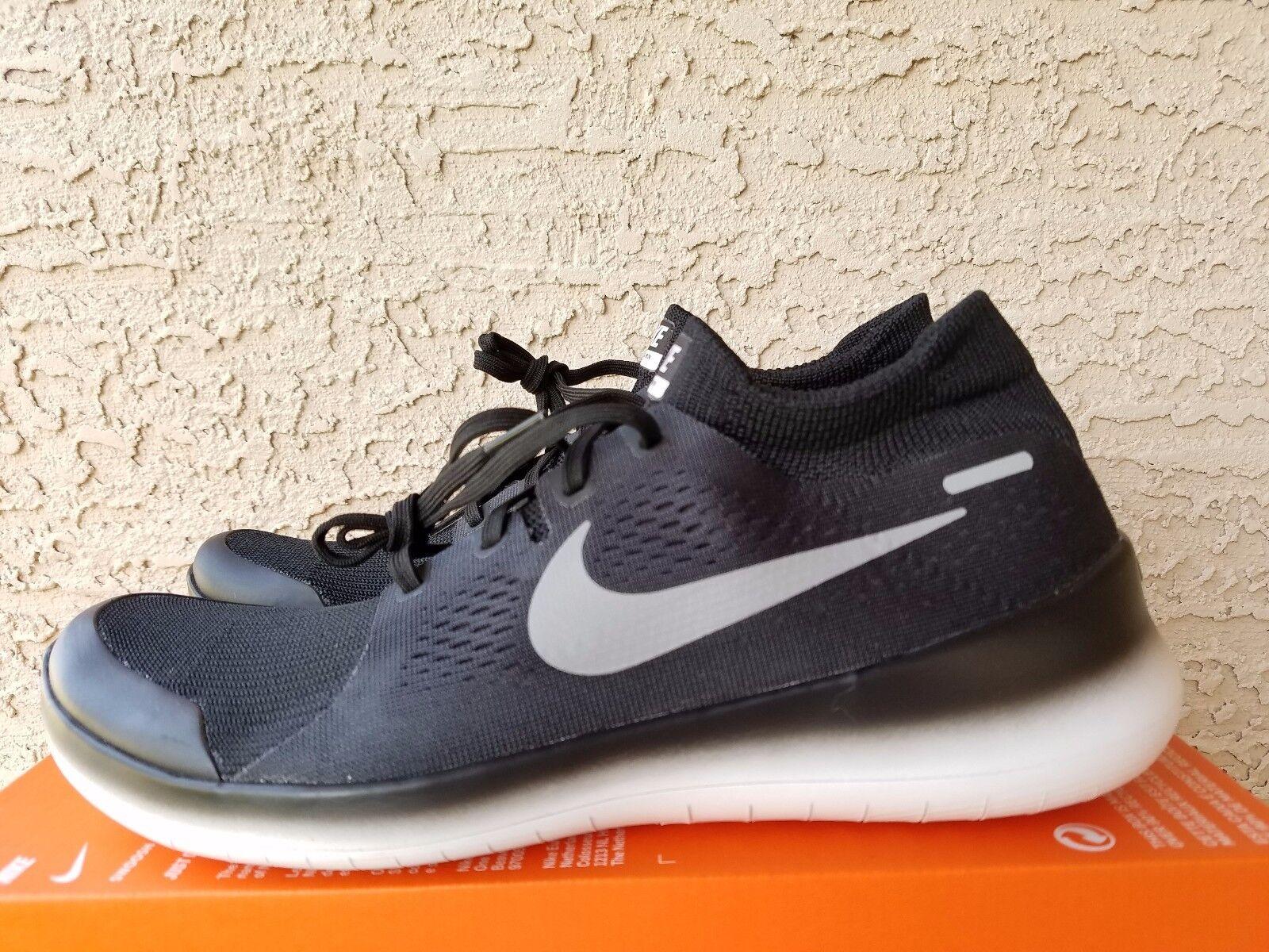 Nike Beta RN Black White Black 836223-001 Running Shoes Comfortable