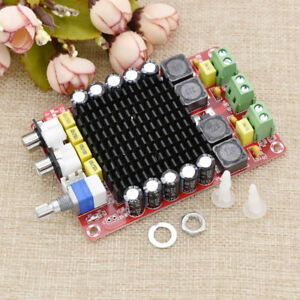 Digital-Power-Amplifier-Board-Module-TDA7498-110db-Audio-Verstaerker-Board-14-30v