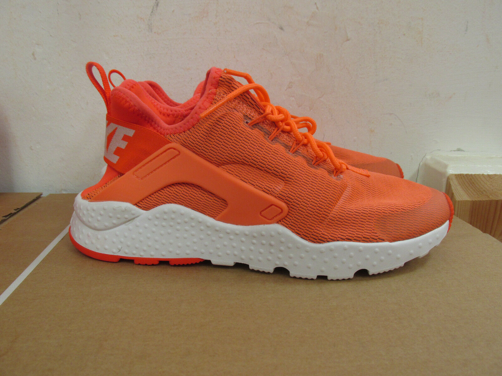 Nike Damen Luft Huarache Run Ultra Turnschuhe Recht UK 5.5 Links UK 6 Odd Größen