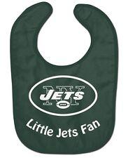New York Jets All-Pro Baby Bib [NEW] NFL Infant Newborn Polyester Terrycloth