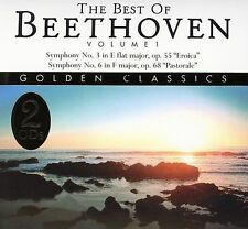 Symphony 3 in E Flat: Symphony 6 in F Major Beethoven, Ludwig van, Alexander vo