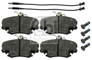 Scheibenbremse für Bremsanlage Vorderachse FEBI BILSTEIN 16191 Bremsbelagsatz
