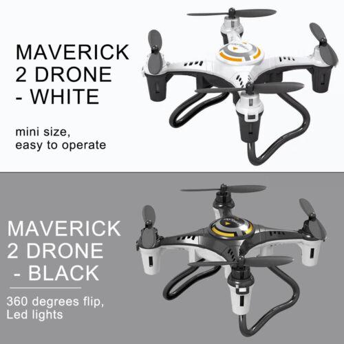 JX815-2 RC Mini Drone 2.4G 4CH RC Quadcopte Headless Mode For Beginners R6L1
