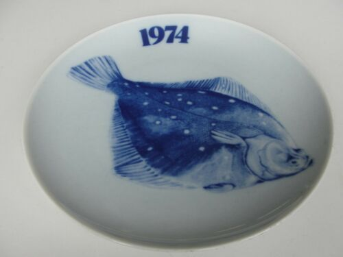 FISH TOVE SVENDSEN BEAUTIFUL  WALL PLATE