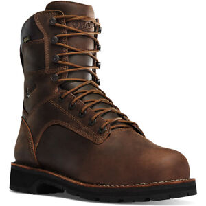 Danner Workman 8 Quot Brown Alloy Toe 16287 Ebay