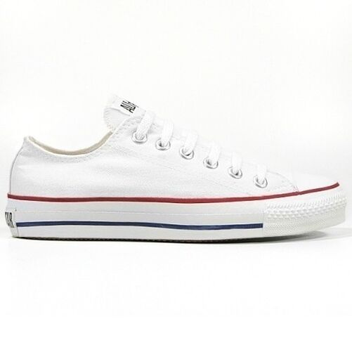 Converse Chaussures All star ox blanc m7652c Baskets Chuck blanc taille 38