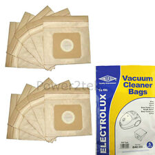 10 x E62, U62 Dust Bags for Nilfisk Coupe Coupe Neo GM60 Vacuum Cleaner