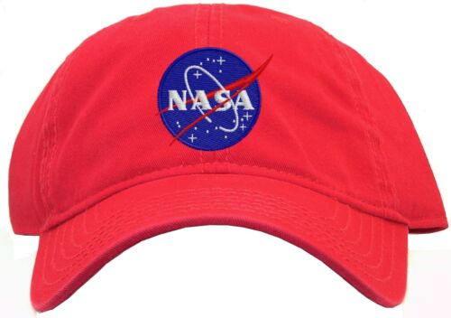 meatball insignia embroidered red low profile baseball cap hat uk mens caps mid