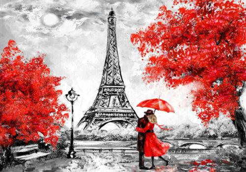 Splashback en verre trempé Unique De Cuisine Paris France Tour Eiffel toute tailles