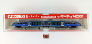 FLEISCHMANN-N-742001-AUTOMOTOR-DIESEL-034-DESIRO-034-DSS-KK-NUEVO-OVP-TOP