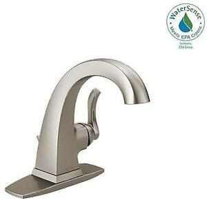 delta single handle bathroom faucet brushed nickel blogs rh blogs workanyware co uk