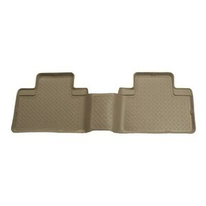 Husky-Liners-Classic-3rd-Row-Mat-73913-2000-2005-Ford-Excursion-Tan