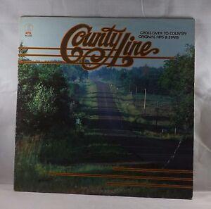 K Tel Country Line 33 Rpm Vinyl Album Ebay