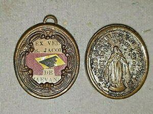 antica RELIQUIA  EX VELO BEATO GIACOMO DI BEVAGNA , UMBRIA old RELIC - RELIQUARY