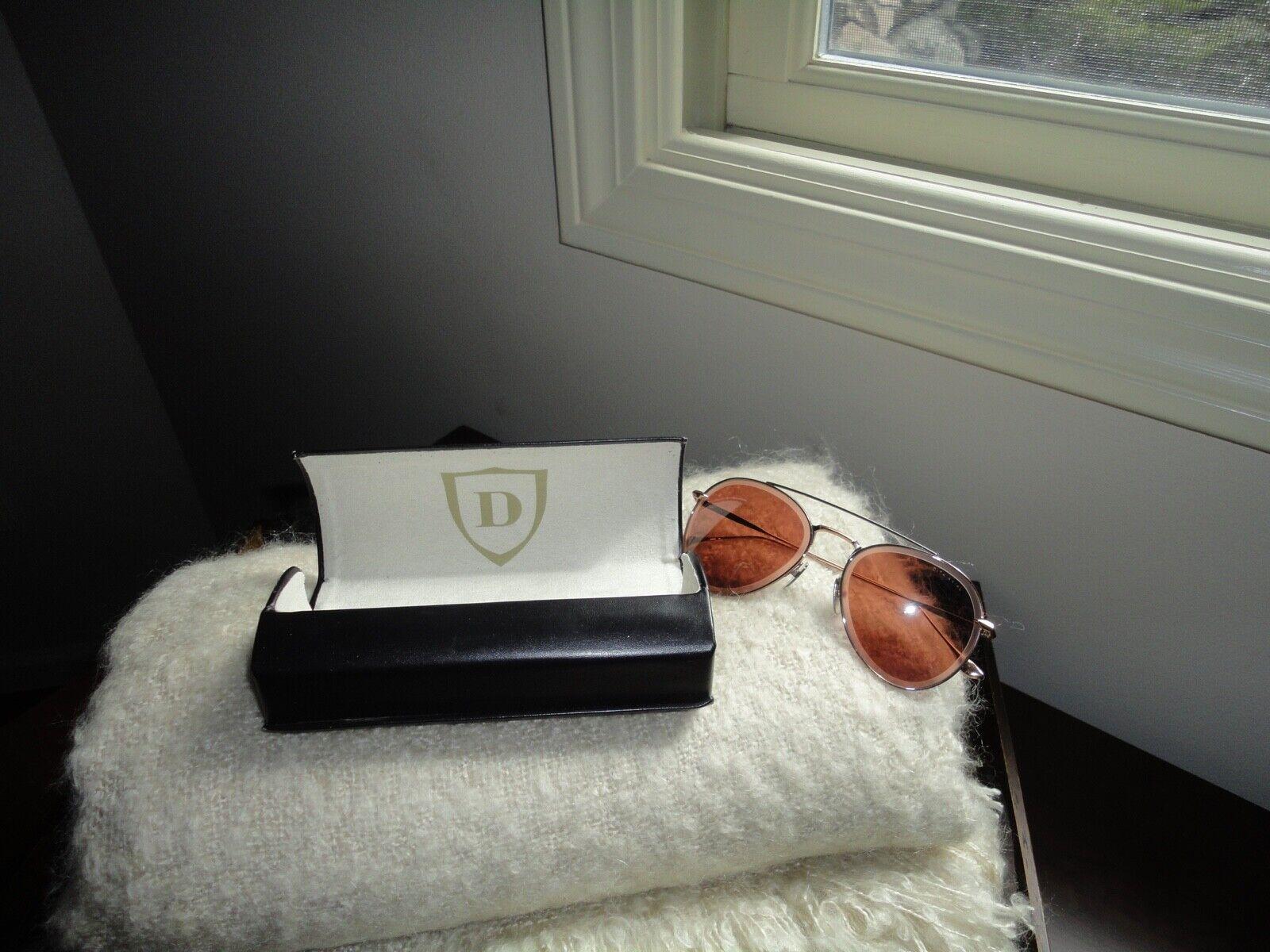 100% AUTH DITA Sunglasses/rose gold/ Rare/Titanium/women