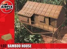 Airfix Bamboo House / Bambus Haus Bambushaus 1:32 Bausatz Model Kit Art. A06382