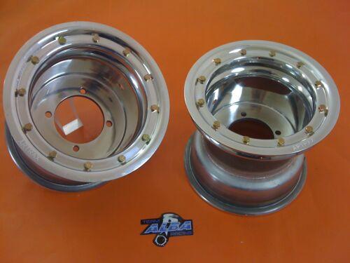Honda TRX 450R TRX 400EX 400X  Rear Wheels  Beadlock 8x8  3+5  4//110  Alba   PP