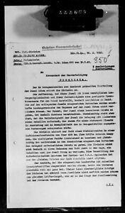 XXXIII-Armeekorps-Kriegstagebuch-Norwegen-Oktober-1940-Mai-1943