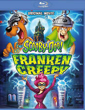 Scooby-Doo: Frankencreepy (Blu-ray/DVD, 2014, 2-Disc Set)