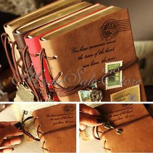 Retro-Vintage-Classic-PU-Leather-Diary-Notebook-String-Key-Journal-Sketchbook