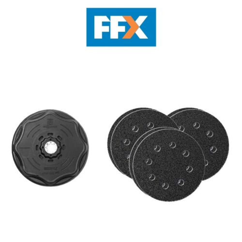 Fein 63806195210 Sanding Set 115mm