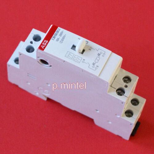 ABB Installationsrelais E259R20-230 LC  2S//230VAC//50Hz