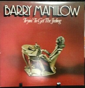 BARRY-MANILOW-Tryin-to-Get-the-Feeling-Album-Released-1975-Record-Vinyl