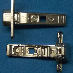 Cabinet Hinges Cabinets & Cabinet Hardware Blum 701555 Clip On Full
