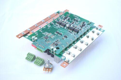 300A 10-50V 24v DC motor speed controller PWM Reversible H bridge RS232 Arduino