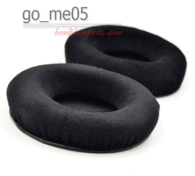 Velour Ear Pads Cushion For Pulse Elite Edition Wireless Stereo Headphones