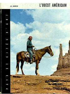 Livre-l-039-ouest-americain-J-C-Berrier-book