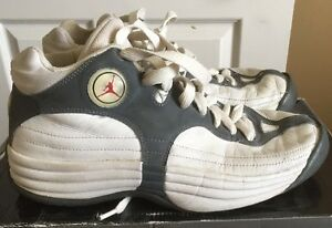 the best attitude 78428 5bb53 Image is loading Jordan-Shoes-Size-10-With-Shoe-Box-White-