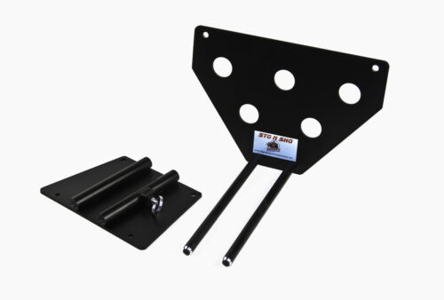 STO N SHO Quick Release Front License Plate Bracket for Ford 2007-2009 Mustang