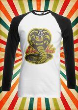 e6efc785 item 3 Karate Kid Cobra KAI Dojo Cool Men Women Long Short Sleeve Baseball T  Shirt 114E -Karate Kid Cobra KAI Dojo Cool Men Women Long Short Sleeve  Baseball ...