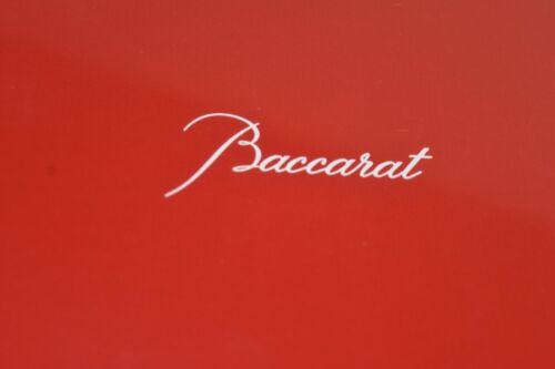 In Baccarat Harcourt Sciarpa Scatola Stampa Di Seta Nuove Cristallo Twill Con bgY6fvI7y