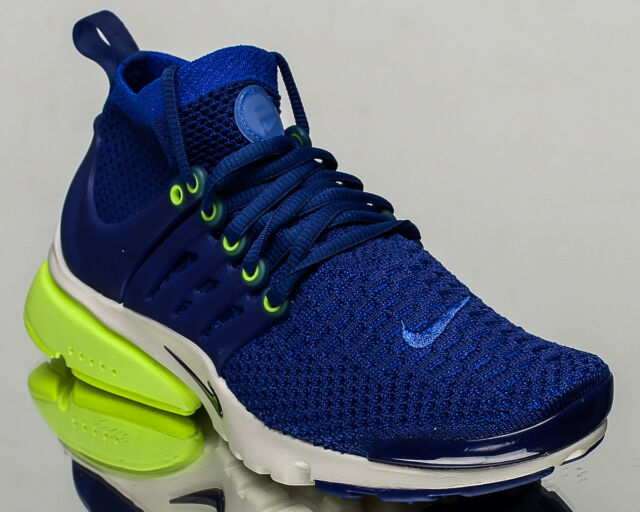 official photos 833d7 0603f ... discount code for nike wmns air presto flyknit ultra women lifestyle  sneakers new deep royal blue