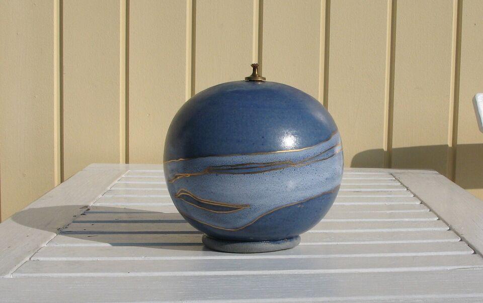 Olielampe, Keramik