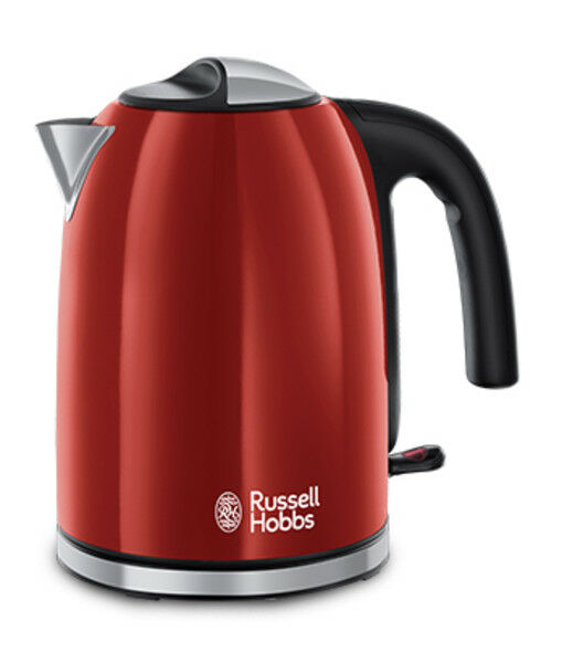 Russell Hobbs 20412-70 Bouilloire Flamme Rouge 1,7 L