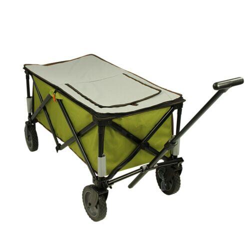 Cooler Trolley XL Bollerwagen Kühltasche Strandwagen faltbar bis 75 kg