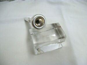 Details about VINCENT BACH CORP 10 1/2C Trumpet Mouthpiece (No Period)  <>Nice