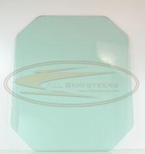 For Bobcat Door Glass 753 763 773 843 853 863 864 Skid Steer Front Window Loader