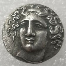 Rare Silver Plated Greek Ancient Animal Coin The Great Greek Coin NO.52