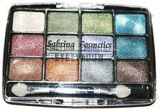 Lidschatten Sabrina Cosmetics 1  Dosen blau grün gold 1030007          (LP 054)