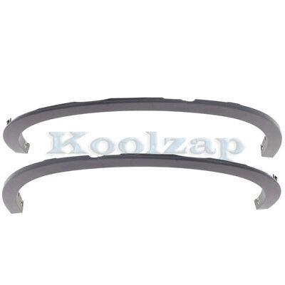 Koolzap For 12-15 CRV Rear Fender Panel Molding Moulding Trim Arch Left Right Side SET PAIR
