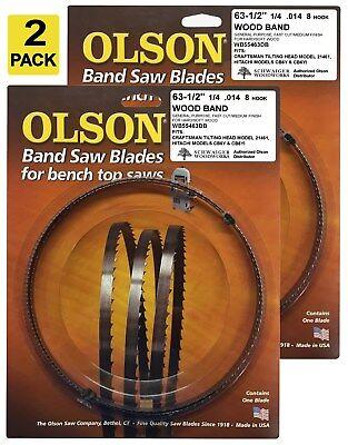 "Olson 63-1//2/"" Bandsaw Blade"