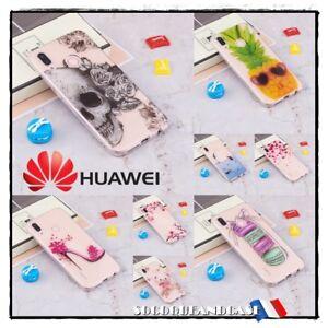 Case-cover-transparent-case-tpu-silicone-printing-case-cover-huawei-p20-lite
