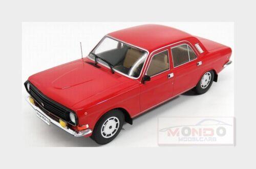 Gaz Volga M24 1967 Red MCG 1:18 MCG18096 Model