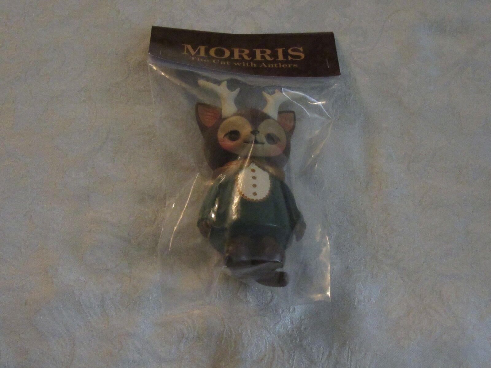 Morris Cat Antlers Hinatique Kaori Hinata Five Points Limited Custom Exclusive